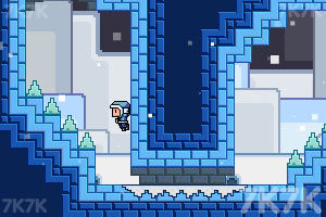 《像素冒险王圣诞版》游戏画面9