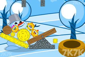 《拯救小鸡》游戏画面8