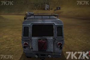 《狂野吉普赛车》游戏画面5