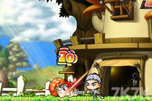 《冒险王双人版》游戏画面6