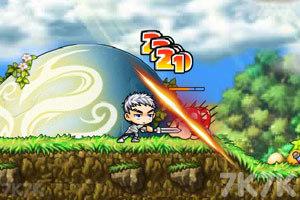 《冒险王神兵传奇》游戏画面8