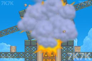 《超級碎石3》游戲畫面10