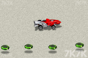 《鲨鱼火箭车》游戏画面2