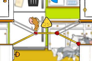 《杰瑞搭桥吃奶酪》截图6