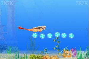 《小美人鱼杰西卡》游戏画面3