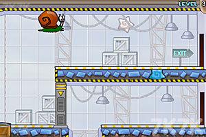 《蜗牛寻新房子4太空版》游戏画面7