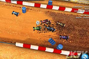 《超级四驱车赛》游戏画面8