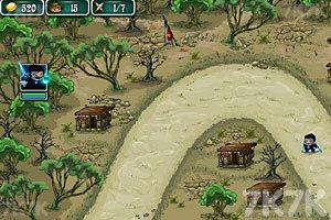 《入侵者之战2中文版》游戏画面5