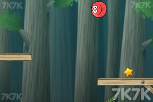 《小红球闯关4下集无敌版》游戏画面10
