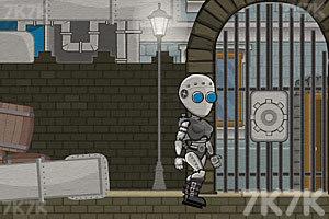《蒸汽机器人历险记》游戏画面9