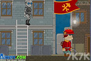 《蒸汽机器人历险记》游戏画面7