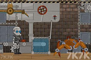 《蒸汽机器人历险记》游戏画面10