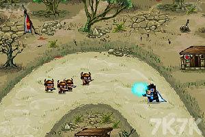 《入侵者之战2凯撒大帝无敌版》游戏画面7