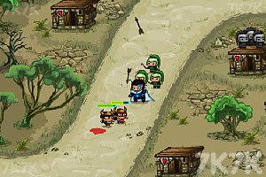 《入侵者之战2凯撒大帝无敌版》游戏画面8