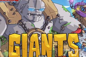 《巨人之战无敌版》游戏画面1