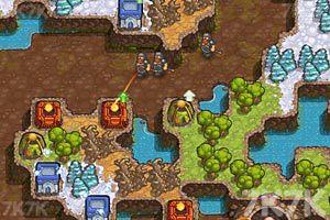 《保卫钻石宝藏2无敌版》游戏画面8