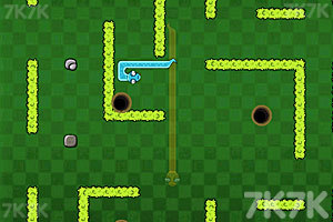 《双人贪食蛇大战》游戏画面5