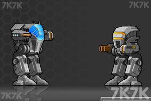 《机器人大对战》游戏画面8