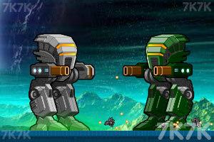 《机器人大对战》游戏画面6