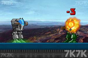 《机器人大对战》游戏画面10