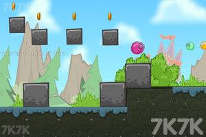 《卷毛球冒险3》游戏画面3