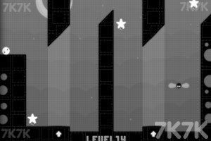 《小白球回家》游戏画面10
