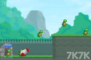 《动物园逃亡》游戏画面1