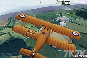 《3D空中战争》游戏画面5