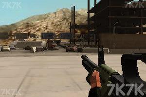《狼牙特种狙击队》游戏画面10