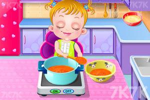 《可爱宝贝下厨房》截图10