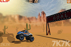 《3D极限四驱车》游戏画面7