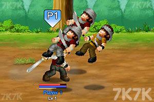 《英雄大作战v0.0.7》游戏画面9