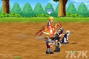 《英雄大作战v0.0.7》游戏画面10
