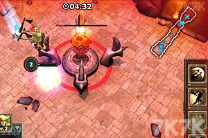 《英雄联盟传说》游戏画面2