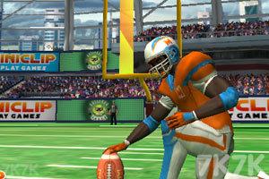《职业橄榄球3D》游戏画面8