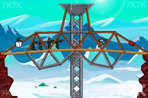 《炸桥灭敌军》游戏画面7