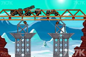 《炸桥灭敌军》游戏画面4