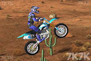 《3D极限越野摩托》游戏画面7