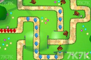 《小猴子守城5》游戏画面6