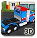 3D貨運大卡車