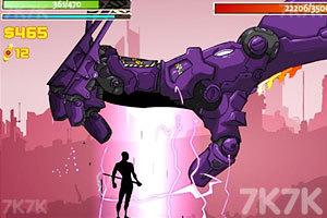 《邪恶力量》游戏画面1