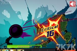 《邪恶力量》游戏画面10