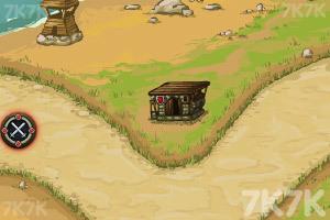 《入侵者之战》游戏画面5