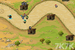 《入侵者之战》游戏画面8