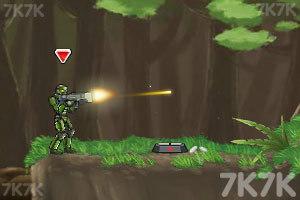 《装甲战士2正式版》游戏画面1