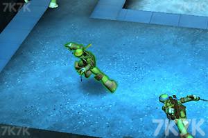 《忍者神龜激斗》截圖5