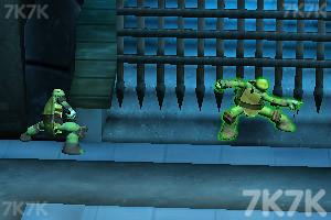 《忍者神龜激斗》截圖7