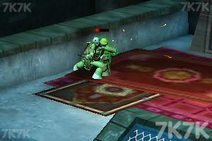 《忍者神龜激斗》截圖6