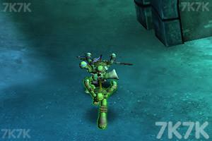 《忍者神龜激斗》截圖1