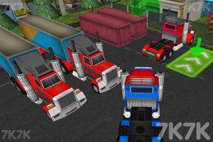《3D货运大卡车》截图4